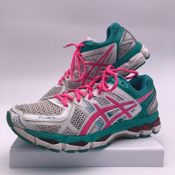 Asics GEL Kayano 21 Running Shoe Womens Size 10